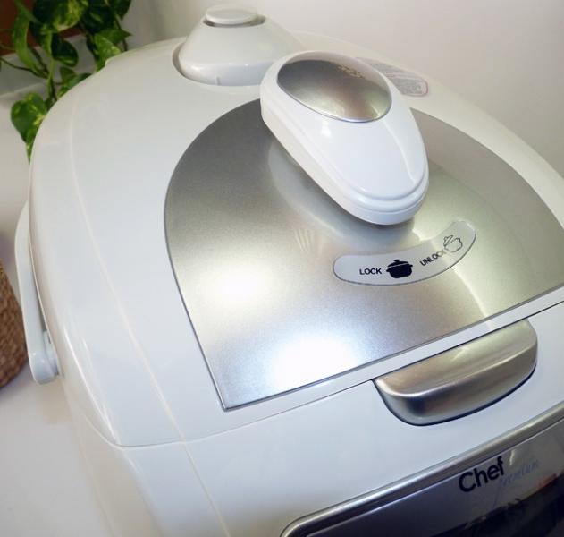 Robot cocina chef premium a presion y con voz cocina - Chef titanium con voz ...